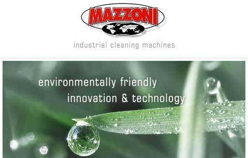 Mazzoni hogedrukreinigers veegmachines en schrob-zuigmachines