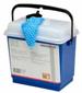 Wecoline Clean 'n Easy dispenseremmer met reinigingsdoek interieur blauw